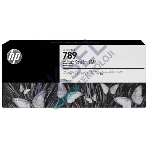 HP 789 Lt Magenta Latex Designjet Ink Cartridge