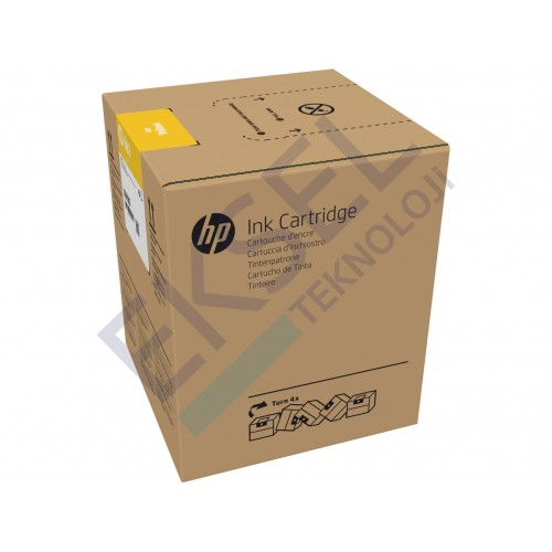 HP 882 5L Yellow Latex Ink Crtg