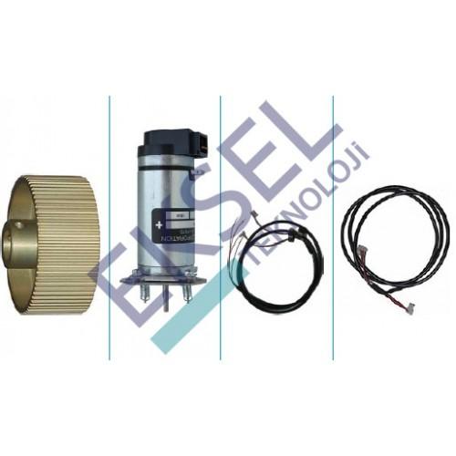 Kit - X Motor, media advance