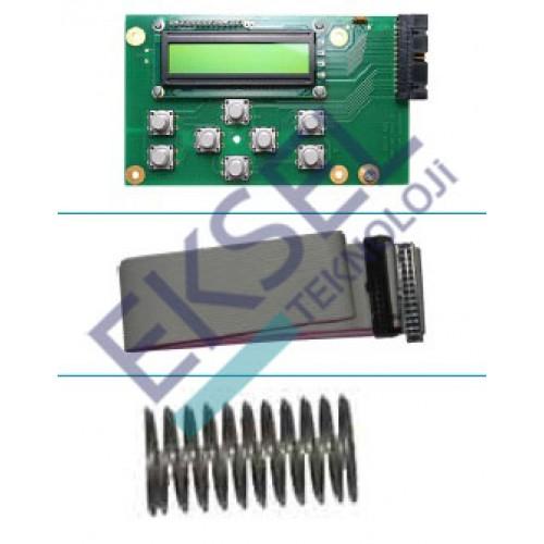 Kit - LCD and Keypad